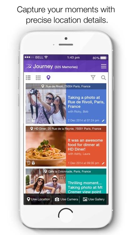 Roadlike - Capture Moments, Locations & Check-in Offline