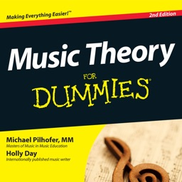 Music Theory For Dummies - Official How To Book, Inkling Interactive Edition
