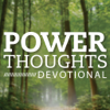 Hachette Book Group, Inc. - Power Thoughts Devotional  artwork