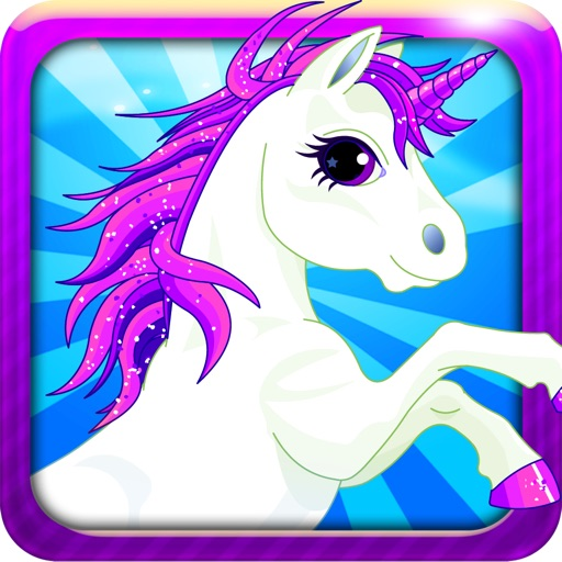 Flying Pink Unicorn icon