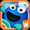 Färgmonstret - ett spel för barn att lära sig färgerna