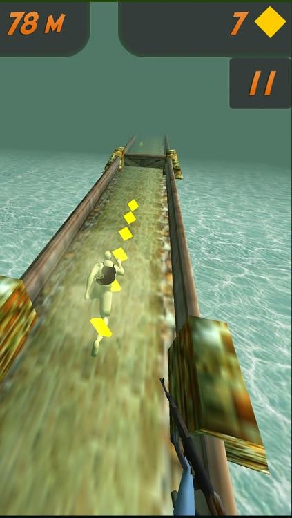 Rush Runner 3D Free screenshot-4