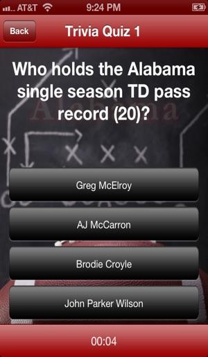 Alabama Football Crimson Tide News Schedule Scores And Trivia