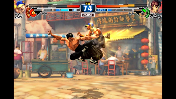 STREET FIGHTER IV VOLT screenshot-2
