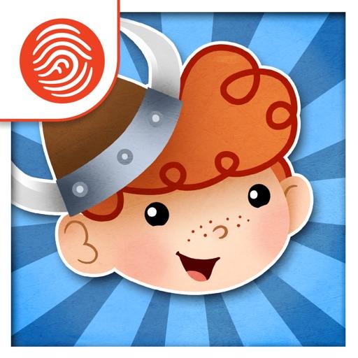 Viking Rudi - A Fingerprint Network App