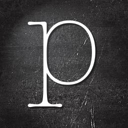 Ícone do app Poetics - create, write and share visual poetry