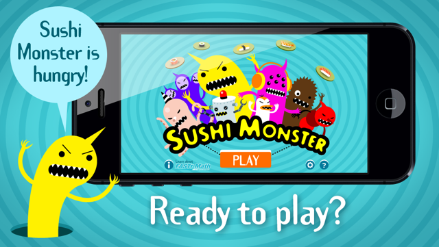Sushi Monster Screenshot
