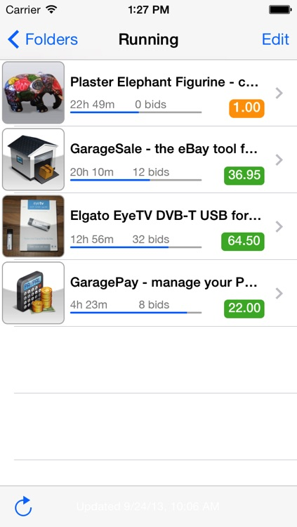 GarageSale screenshot-0