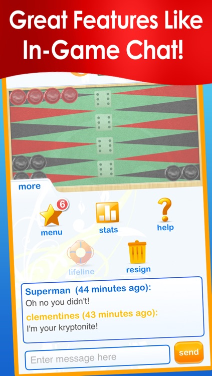 Your Move Board Games ~ play free online Chess, Checkers, Dice, Words & Backgammon with family & friends screenshot-4