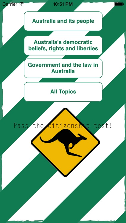 Australian Citizenship Test - PassAUCitizenship.com screenshot-0