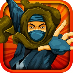 Ninja Warriors Pro - The Ultimate Ninja War Run