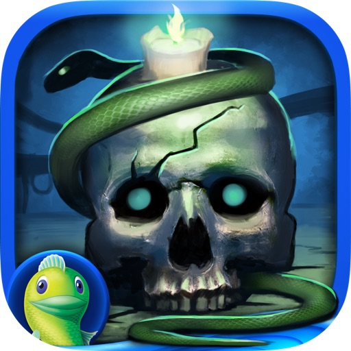 Paranormal Crime Investigations: Brotherhood of the Crescent Snake HD - A Hidden Object Adventure icon