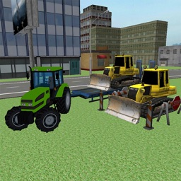 Tractor Driver 3D: City