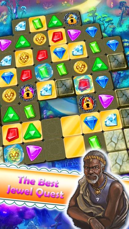 Jewel Blast Mania - Heroes of The Jewel Quest Crush