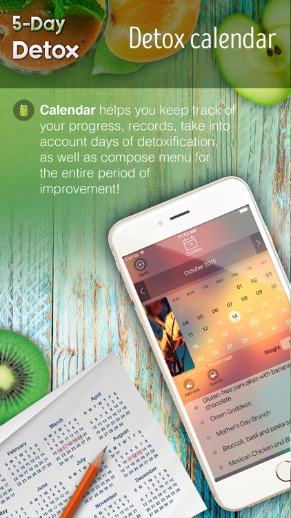 5-Day Detox - Healthy 5lbs weight loss in 5 days, complete cleansing of the  body and restoring the protective functions! by Bestapp Studio Ltd