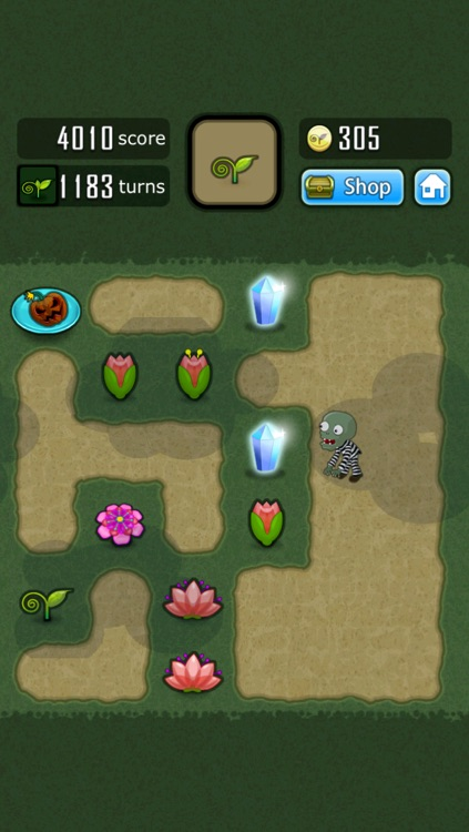 Zombie Garden screenshot-3