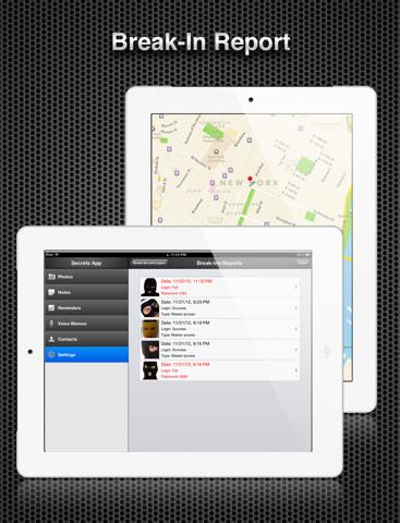 Screenshot #4 pour App Secret