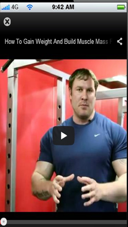 Gain Weight and Build Muscle:Gain Weight Diet plan for Men+ screenshot-3