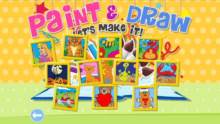 Paint And Draw: Let's Make It!