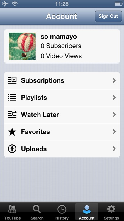 iMusic Tubee -- Music Player and Manager for YouTube. screenshot-4
