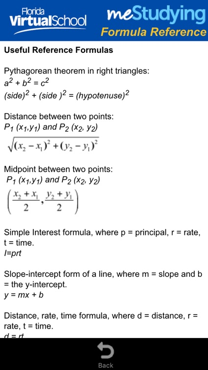 meStudying: Algebra 1 screenshot-4