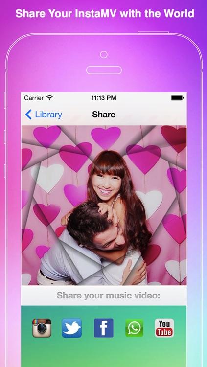 InstaMV - Music Video Maker for Instagram screenshot-4