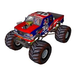 3d Kit Builder Monster Truck By Mark Theyer