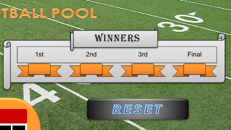 Megiddo's Football Pool screenshot-4