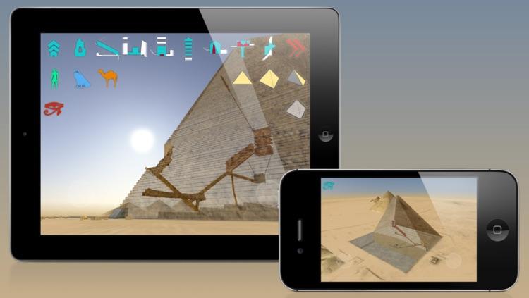 Great Pyramid 3DA screenshot-3