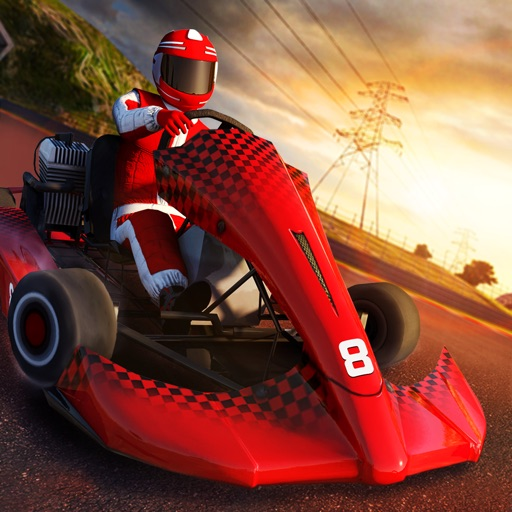 Go Karts - Ultimate Karting Game for Real Speed Racing Lovers!