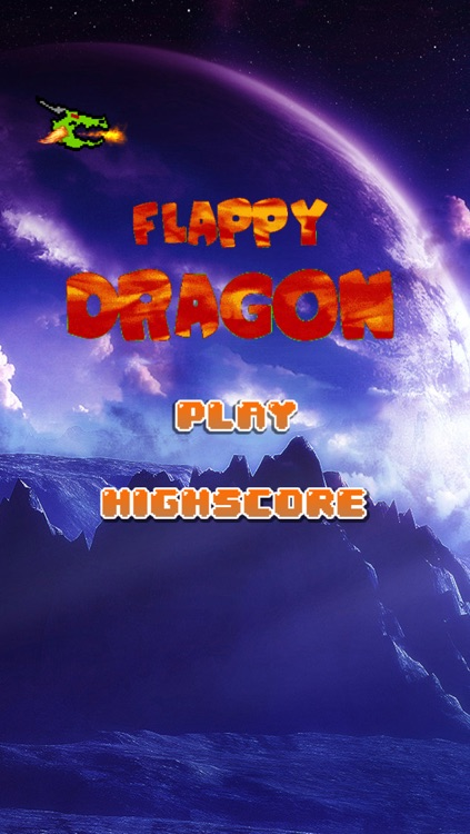 Flappy Dragon - Impossible Dragon Game