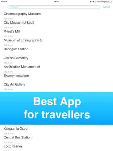 Lodz, Poland - Offline Guide - | App Price Drops