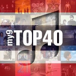 my9 Top 40 : TH ชาร์ตเพลงฮิต