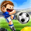 Head Soccer Champions-Comic Football Free Kick World Goals