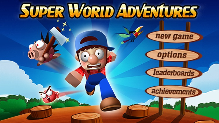 Super World Adventures screenshot-4