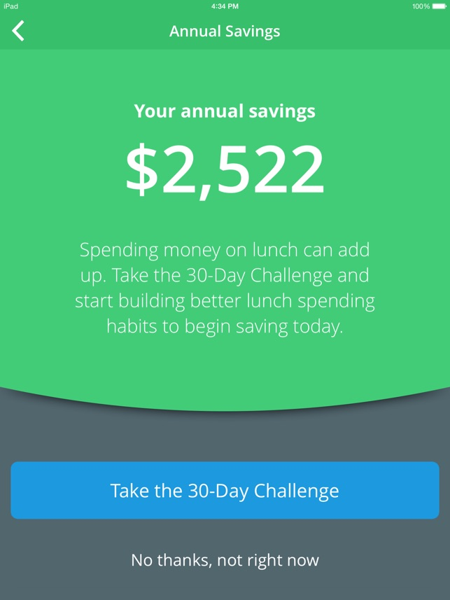 lunch tracker on the app store