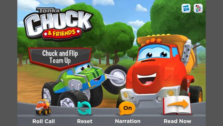 Chuck & Friends: Chuck and Flip Team Up