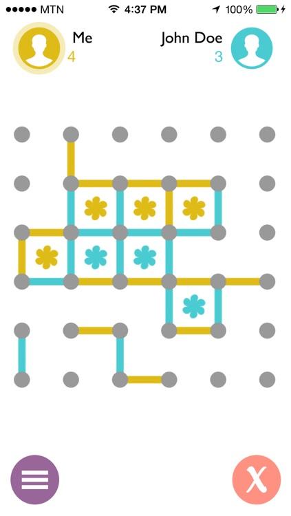 Teada: Dots & Boxes