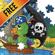 Activities of Pirate Puzzle Party: Hidden Caribbean Treasure Island - Free Edition