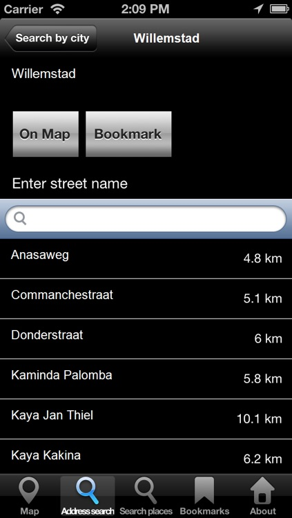 Offline Map Curacao: City Navigator Maps screenshot-3