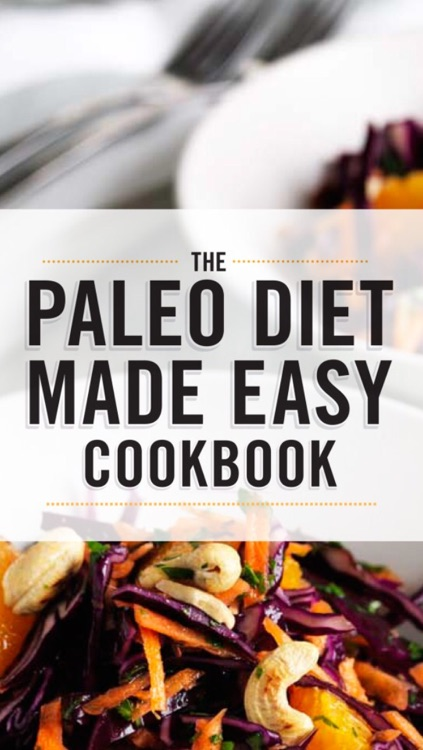 Paleo Diet Recipes Made Easy