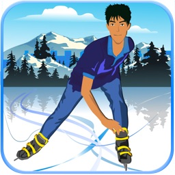 Trap The Ice Skater Free Game