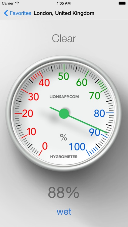 Hygrometer - Check humidity screenshot-1