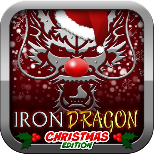 Iron Dragon : Christmas Edition - Against The Tiny Ninja Thief Force