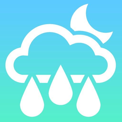 Rain Box Free Rain Sounds iOS App