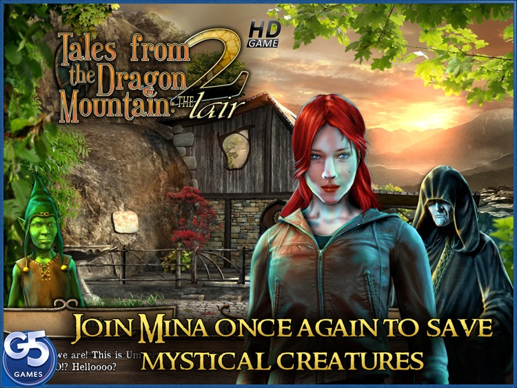 Tales from the Dragon Mountain: the Lair HD (Full) screenshot-0