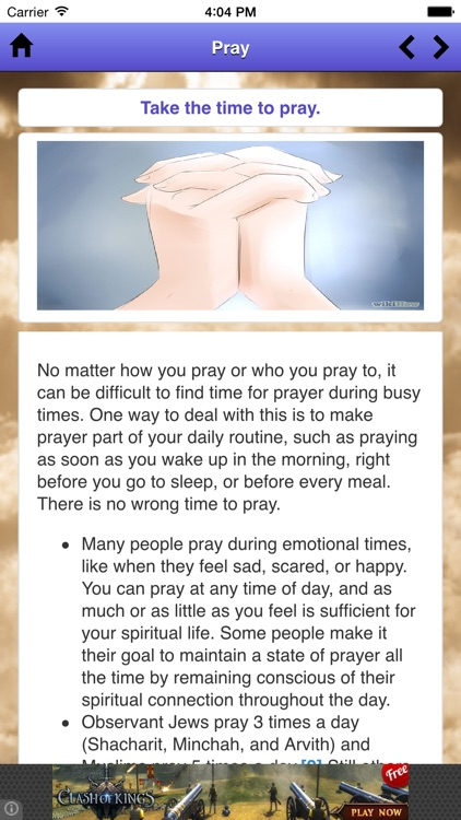 How to Pray - Christian