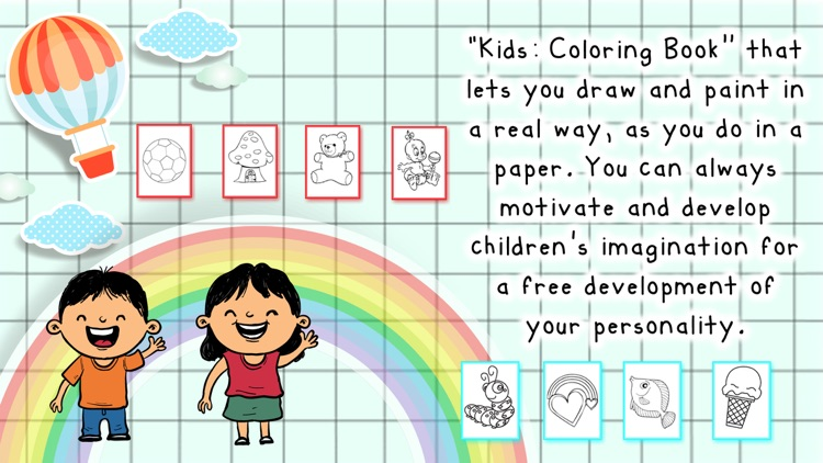 Coloring Book To Kids screenshot-3