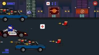 Cop & Robber Bank Escape - Police Criminal Chase Battle Free-3