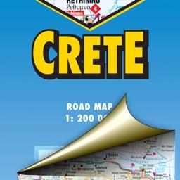 Crete. Road map